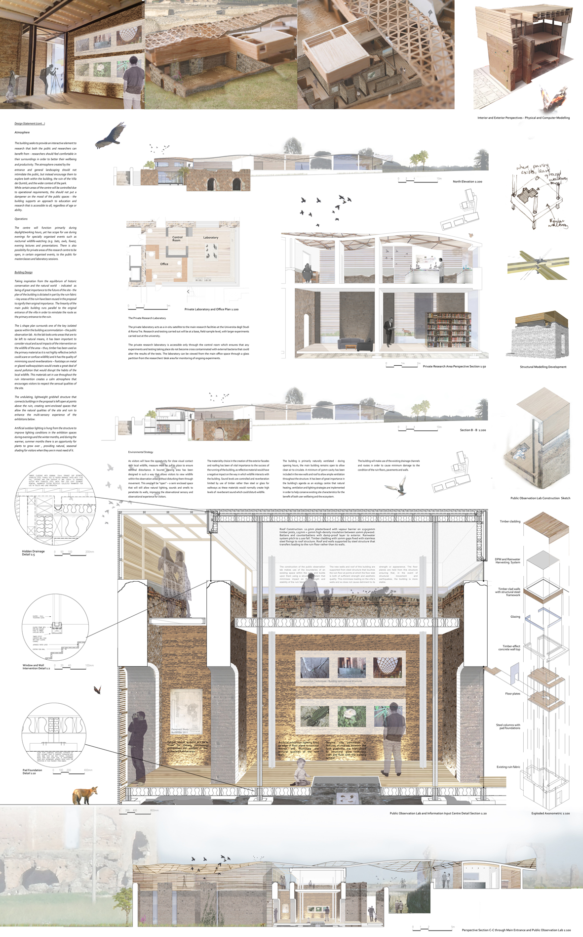 Eco librio roma the final submission catriona o 39 neill for Architecture zoning